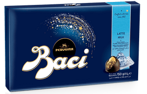 Baci Perugina Milk Chocolate Box (12 pieces), 5.3 oz Sweets & Snacks Baci Perugina