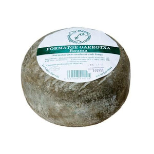 Bauma Garrotxa Cheese from Catalonia, Spain