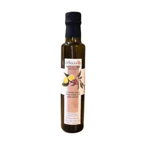 Biolea Organic Lemon Olive Oil - 8.8 oz