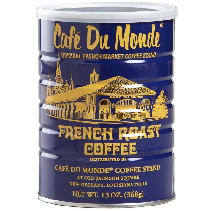 Cafe Du Monde French Roast Coffee - 13 oz.