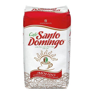 Cafe Molido Santo Domingo Ground Coffee - 1 lbs