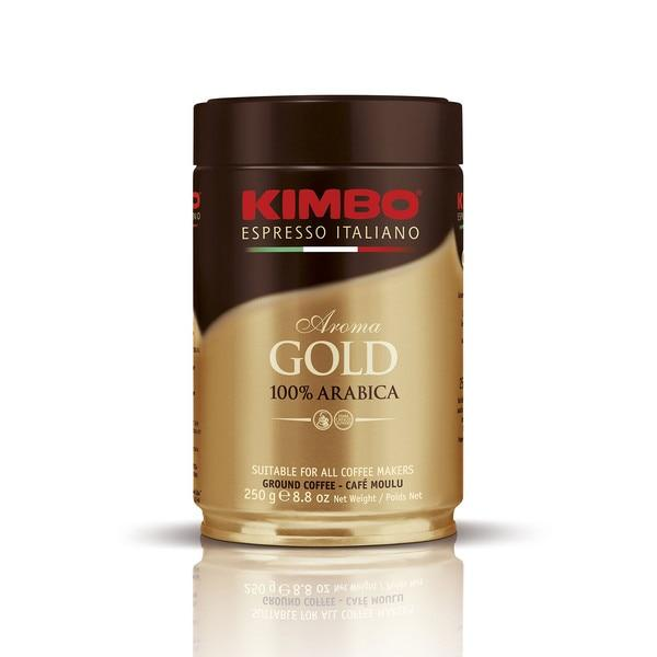 Caffe Kimbo Gold Medal Can - 250g