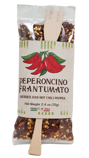 Casarecci Crushed Red Hot Chili Pepper, 2.4 oz Pantry Casarecci