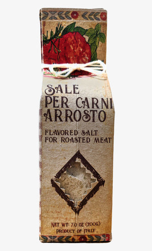 Casarecci Flavored Salt for Roasted Meat