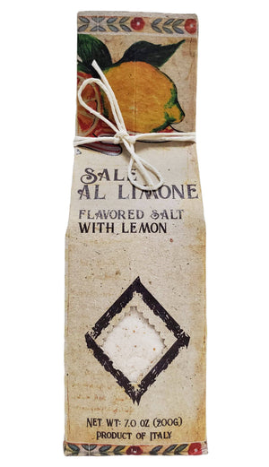 Casarecci Lemon Salt