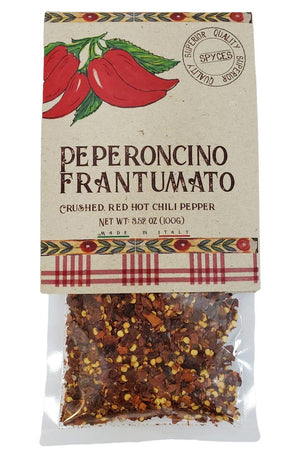 Casarecci Italian Crushed Red Hot Chili Pepper, 3.5 oz