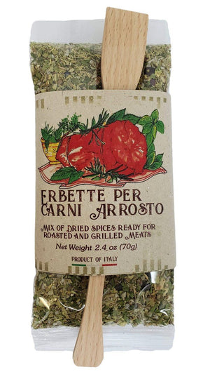 Casarecci Mix Dried Spices for Roasted and Grilled Meat, 2.4 oz
