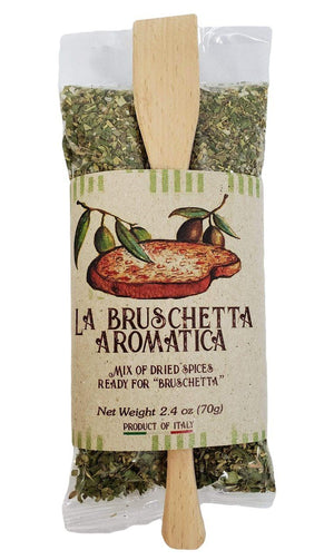 Casarecci Mix of Dried Spices for Bruschetta, 2.4 oz