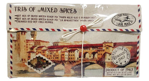 Casarecci Three Italian Mixed Spices Set