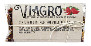 Casarecci Viagro' Crushed Red Hot Chili Pepper Spices, 2.4 oz