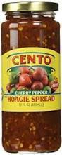 Cento Diced Hot Cherry Peppers Hoagie Spread, 12 oz