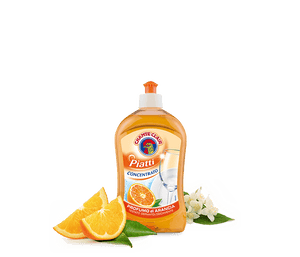 Chanteclair Marsiglia Dishwashing Detergent with Orange