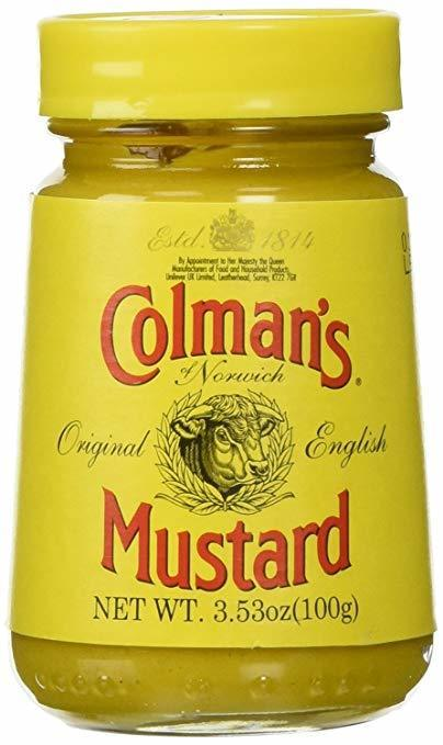Colman's Original English Mustard, 3.53 oz