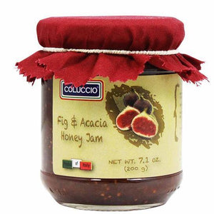 Coluccio Italian Fig and Acacia Honey Jam - 7.1 oz Jar