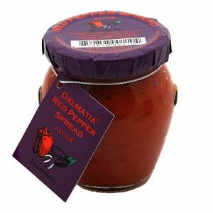 Dalmatia Red Pepper Spread, 7.1 oz