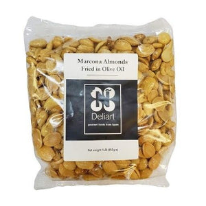Deliart Marcona Almonds Fried in Olive Oil, 453 grams