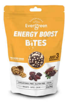 EverGreen Energy Boost Bites, 5.08 oz Sweets & Snacks EverGreen