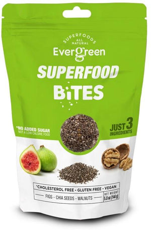 EverGreen Superfood Bites, 5.08 oz Sweets & Snacks EverGreen