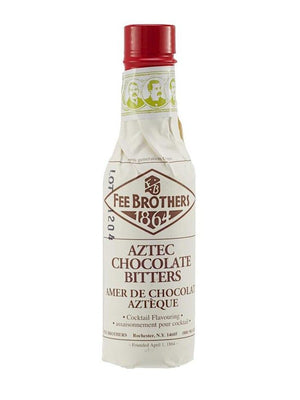 Fee Brothers Chocolate Aztec Bitters, 5 oz