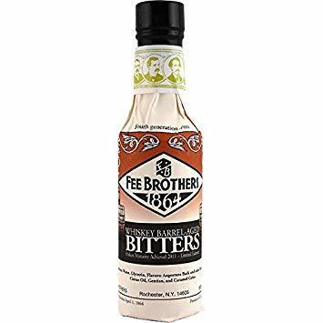 Fee Brothers Whiskey Barrel Aged Bitters - 5 oz.