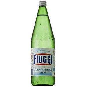 Fiuggi Still Natural Water 1 Liter (6 Bottles)