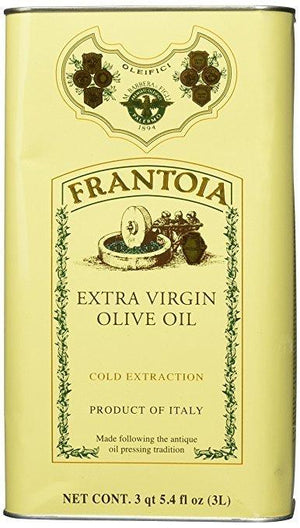 Frantoia Extra Virgin Olive Oil - 3 Liters