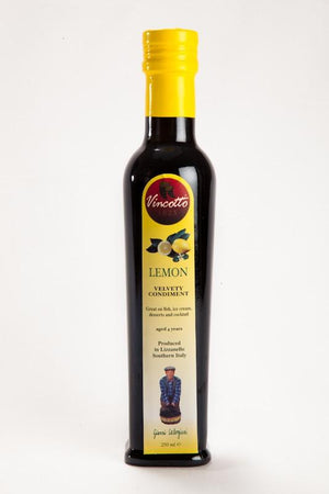 Gianni Calogiuri Vincotto Lemon, 8.5 oz