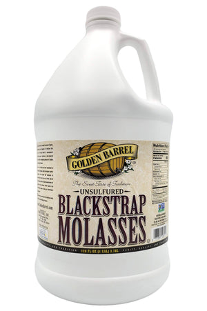 Golden Barrel Unsulfured Blackstrap Molasses - 128 fl oz. Pantry Golden Barrel