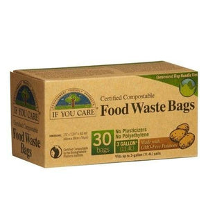 If You Care Certified Compostable Food Waste Bags - 30 count