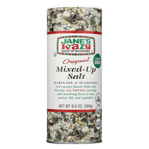 Jane's Krazy Original Mixed-Up Salt, 9.5 oz Pantry Jane's Krazy Seasonings