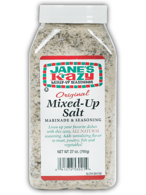 Jane's Krazy Original Mixed-Up Salt Jug, 25 oz