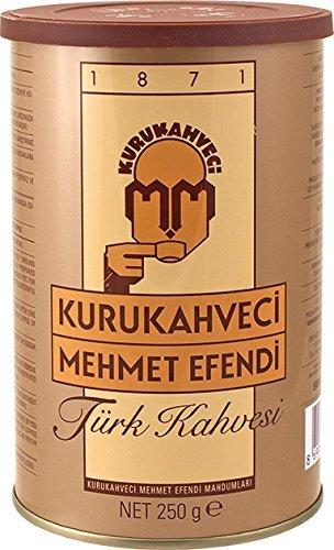 Kurukahveci Mehmet Efendi Turkish Coffee - 250 grams