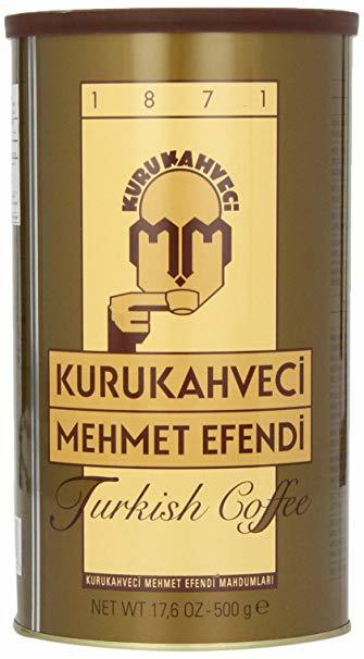 Kurukahveci Mehmet Efendi Turkish Coffee - 500 grams