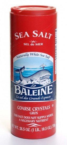 La Baleine Sea Salt Coarse, 26.5 oz