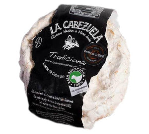 La Cabezuela Traditional Spanish Goat Cheese