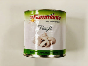 La Fiammante Champignon Mushrooms Can - 6.6 lbs