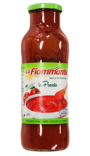 La Fiammante Tomato Puree Jar, 24 oz Fruits & Veggies La Fiammante