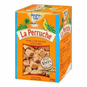 La Perruche Rough Cut Brown Sugar Cubes, 8.8 oz