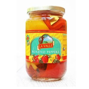 La Valle Grilled Peppers - 19.4 oz
