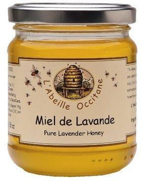 L'Abeille Occitane Lavender Honey, 8.8 oz