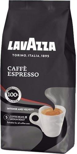 Lavazza 100% Premium Arabic Whole Bean Caffe Espresso Coffee - 2.2 lbs