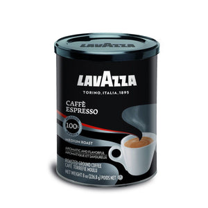 Lavazza Caffe Espresso Ground Coffee - 250g