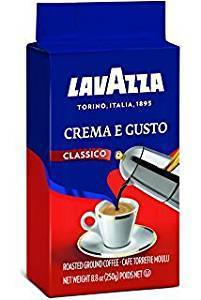 Lavazza Crema e Gusto Ground Brick - 8.8oz
