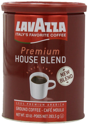 Lavazza Premium House Blend Coffee - 10 oz