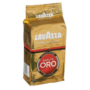 Lavazza Qualita Oro Ground Coffee Brick - 250g