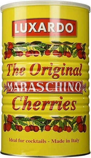 Luxardo Maraschino Cherries Can - 12 lbs