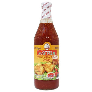 Mae Ploy Sweet Chilli Sauce, 32 oz