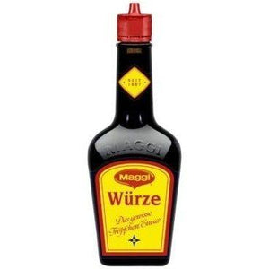 Maggi Wurze Liquid Seasoning, 4.4 oz
