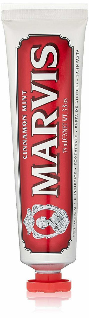 Marvis Cinnamon Mint Toothpaste - 3.8 oz
