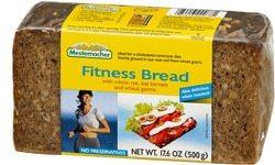 Mestemacher Fitness Bread, 17.6 oz
